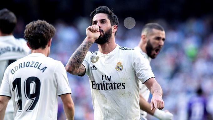 ريال مدريد يتغلب على هويسكا بصعوبة في الدوري الإسباني
