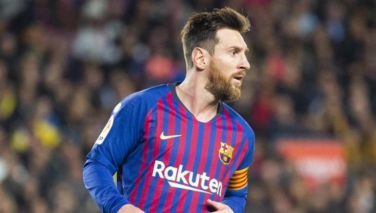 إدارة برشلونة تعتزم تمديد عقد ميسي لموسمين