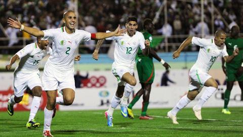 موعد مباراة الجزائر وغامبيا اليوم والقنوات الناقلة في تصفيات كأس أمم أفريقيا 2019