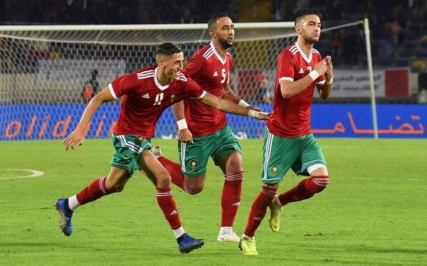 موعد مباراة المغرب ومالاوي اليوم والقنوات الناقلة في تصفيات كأس أمم أفريقيا 2019