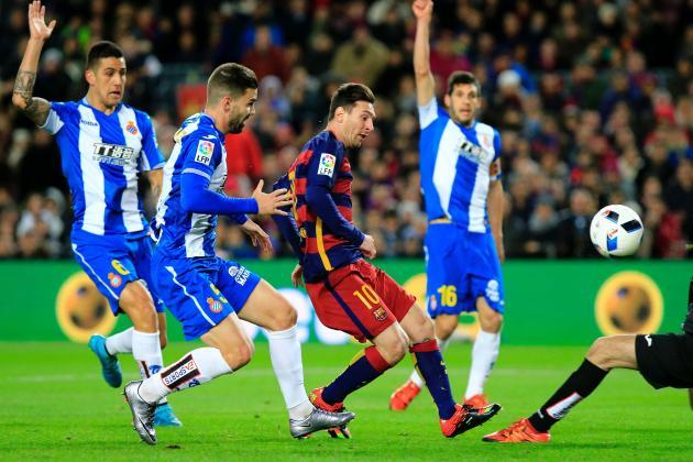 موعد مباراة برشلونة وإسبانيول اليوم والقنوات الناقلة في الدوري الإسباني