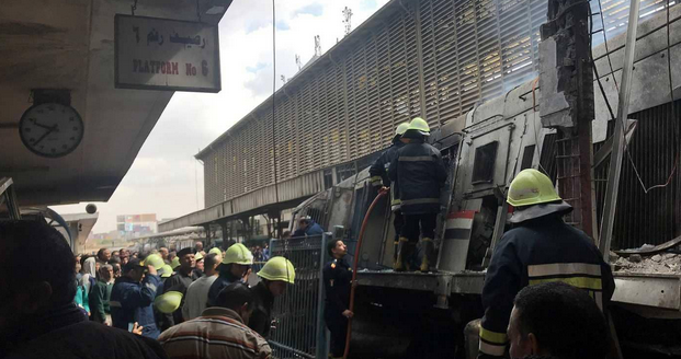 سجن المتهم السابع في واقعة محطة مصر