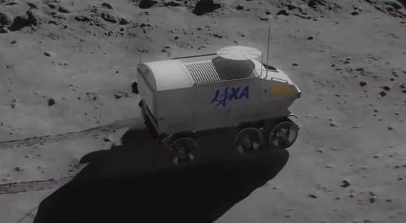 """مركبة استكشاف """"تويوتا"""" مخصصة للفضاء"""