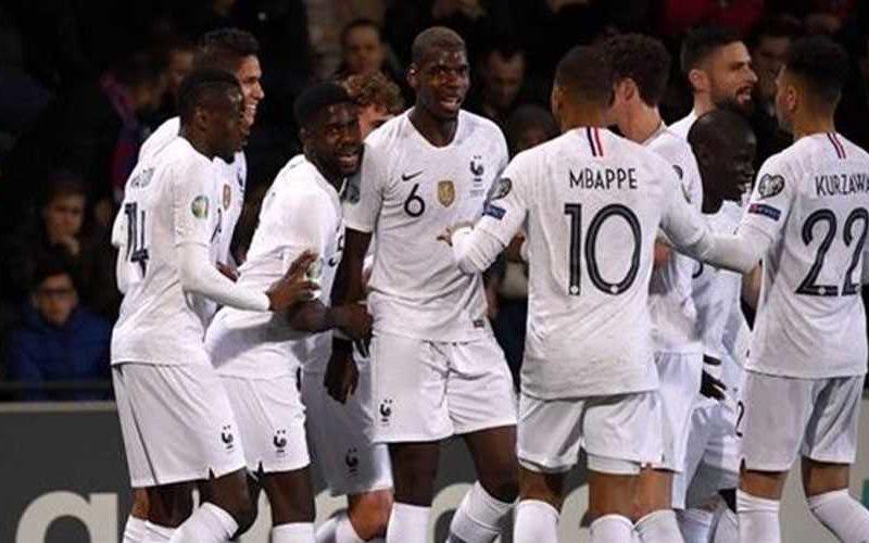"""نتائج منافسات الجولة الثانية من تصفيات كأس الأمم الأوروبية """"يورو 2020"""""""