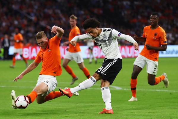 منتخب ألمانيا يخطف الفوز من هولندا بالوقت القاتل في تصفيات أمم أوروبا 2020