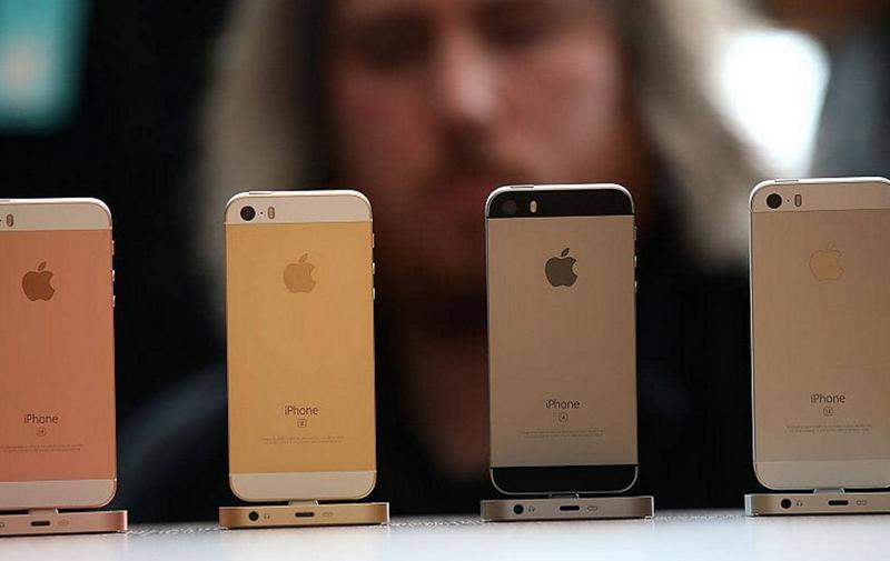 "لأول مرة ""أبل"" تصفي سعر هواتف آيفون"