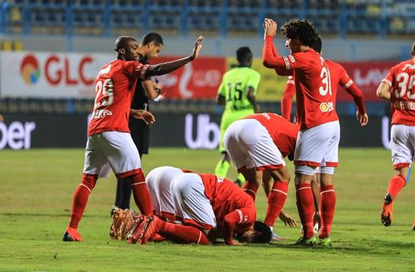 تشكيلة الاهلي أمام فيتا كلوب في مباراة اليوم بدوري أبطال أفريقيا