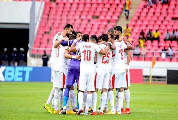 الزمالك يتأهل إلى ربع نهائي كأس الكونفدرالية بعد تعادله مع نصر حسين داي