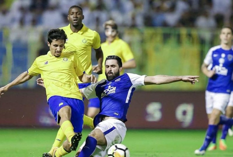 موعد مباراة الهلال والنصر اليوم والقنوات الناقلة في الدوري السعودي