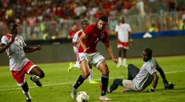 منتخب مصر يتعادل مع النيجر 1-1 في نهاية تصفيات كأس أمم أفريقيا 2019