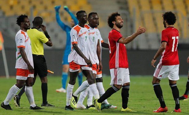 موعد مباراة مصر والنيجر اليوم والقنوات الناقلة ضمن تصفيات كأس أمم أفريقيا 2019