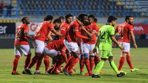 ملخص مباراة الأهلي وشبيبة الساورة   المارد الأحمر يتأهل لربع نهائي دوري أبطال أفريقيا