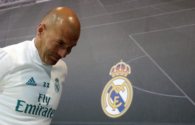 تعرف على راتب زيدان السنوي في عقده الجديد مع ريال مدريد