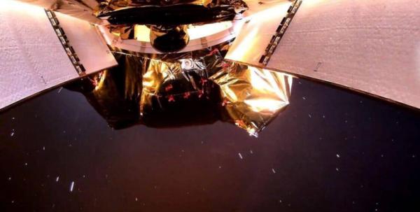 """أول صور للقمر الصناعي المصري في الفضاء """"إيجيبت سات A"""""""