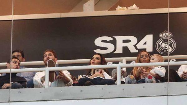 كواليس فيلم راموس اثناء إقصاء ريال مدريد