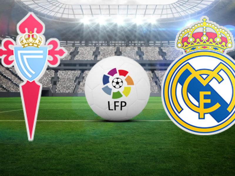 موعد مباراة ريال مدريد ضد سيلتا فيغو اليوم 16/3/2019 والقنوات الناقلة