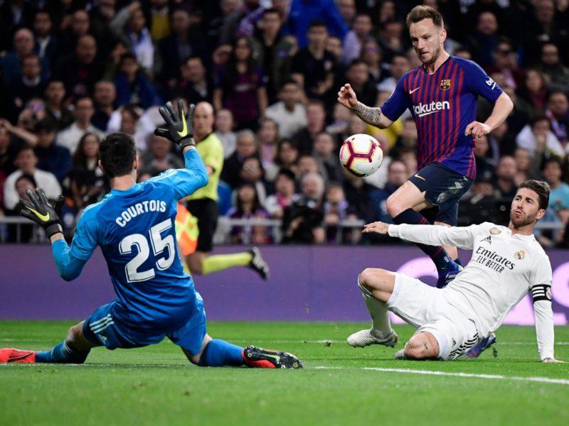 جدول ترتيب الدوري الاسباني بعد فوز برشلونة بالكلاسيكو ضد ريال مدريد
