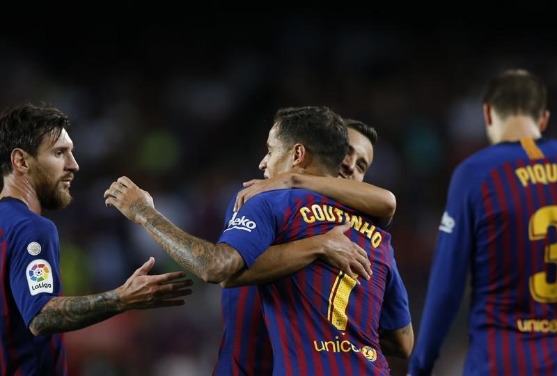 برشلونة يفتح باب الرحيل لنجمه مقابل 100 مليون يورو