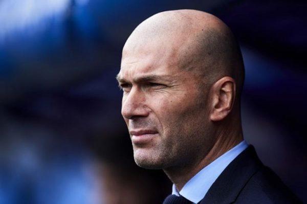 زيدان يوافق على العودة لتدريب ريال مدريد