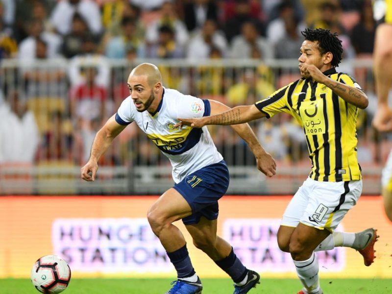 الاتحاد يتخطى النصر برباعية ويصل نهائي كأس الملك
