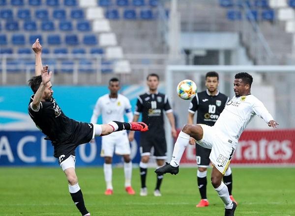 الاتحاد يتعادل أمام لوكوموتيف 1-1 في دوري أبطال آسيا