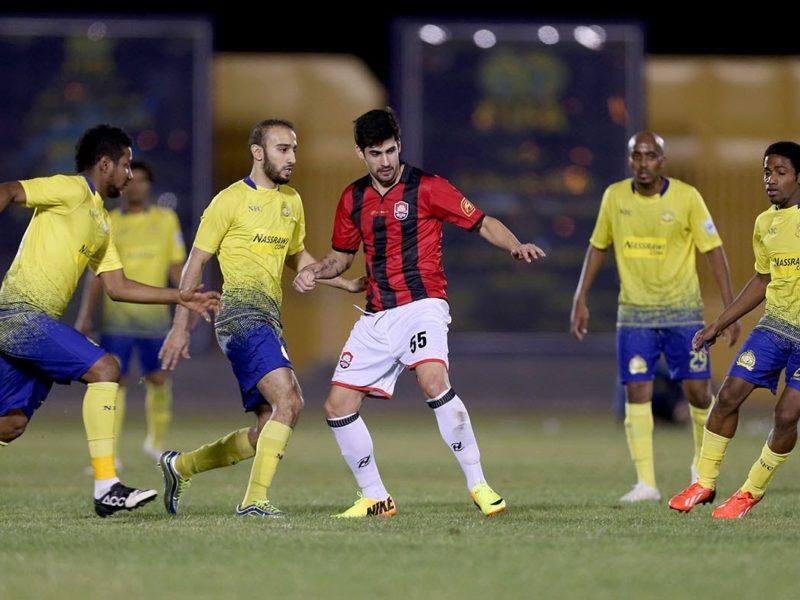 النصر يسعى للمحافظة على الصدارة أمام الرائد في الدوري السعودي