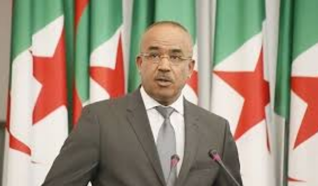 الحكومة الجديدة في الجزائر تعقد أول اجتماع لها برئاسة بدوي