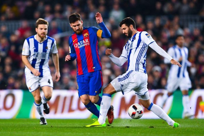 فالفيردي يكشف عن قائمة برشلونة لمواجهة ريال سوسيداد