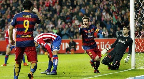 ترتيب الدوري الإسباني بعد فوز برشلونة وريال مدريد في الجولة 31