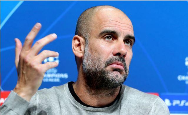 جوارديولا: لم آت إلى مانشستر سيتي للفوز بدوري أبطال أوروبا