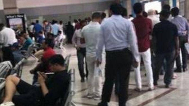 صورة من متسوق سري.. ومحمد بن راشد يتحرك