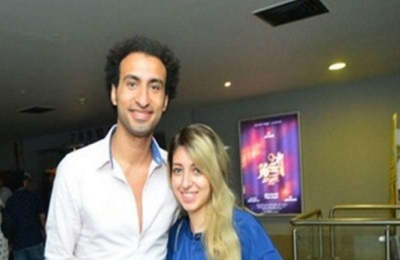 طلاق علي ربيع ضمن أزمة الفنانين على مواقع التواصل