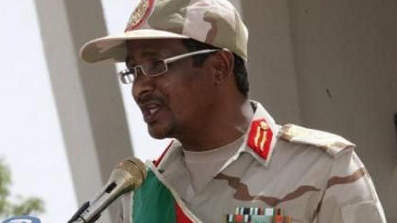 """""""الدعم السريع"""" في السودان تلعن عدم المشاركة في المجلس العسكري"""