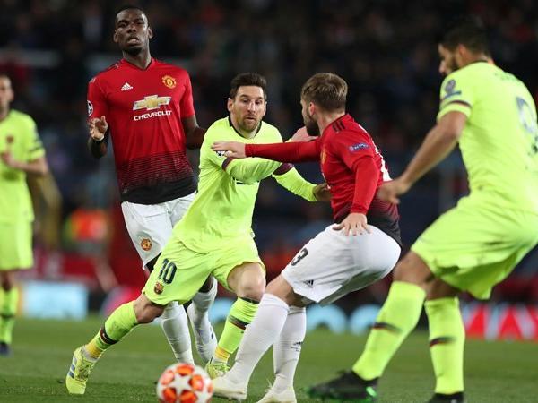 برشلونة لتأكيد تفوقه ومانشستر يونايتد يأمل بالعودة بدوري أبطال أوروبا