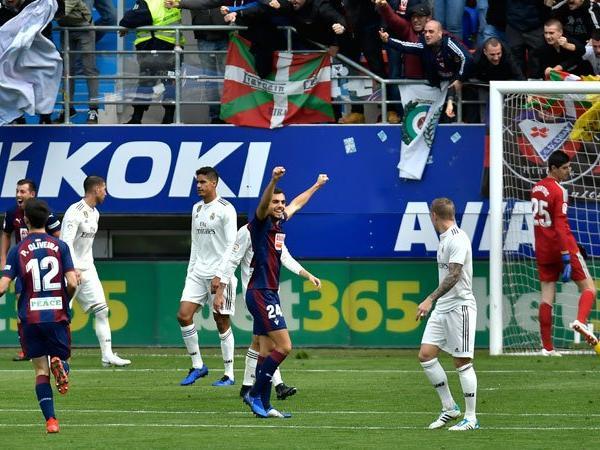 ريال مدريد يبحث عن نفسه أمام إيبار في الدوري الإسباني