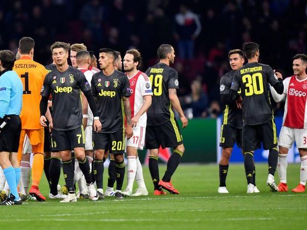 يوفنتوس يخشى مفاجآت اياكس في ربع نهائي دوري أبطال أوروبا