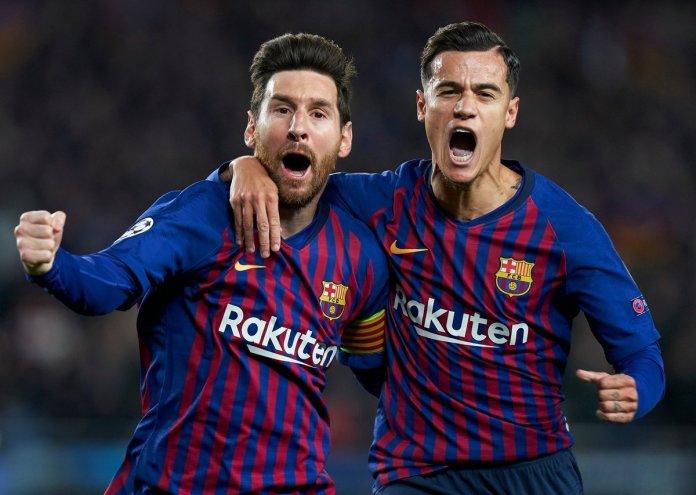 برشلونة يكرر فوزه على مانشستر يونايتد ويتأهل لنصف نهائي دوري الأبطال