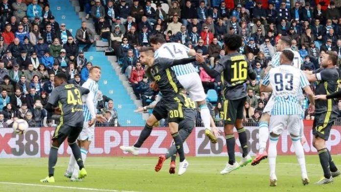 سبال يهزم يوفنتوس بثنائية ويؤجل تتويجه بلقب الدوري الإيطالي