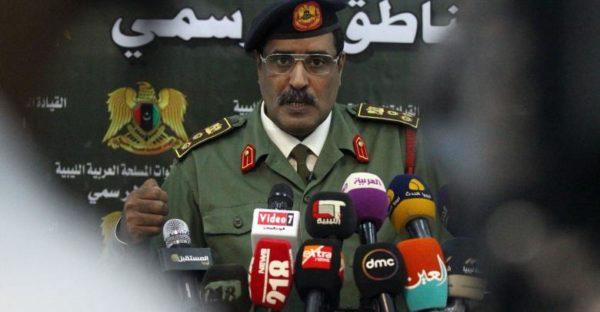 ليبيا: الخطة لا تتجاوز مكافحة الإرهاب في طرابلس