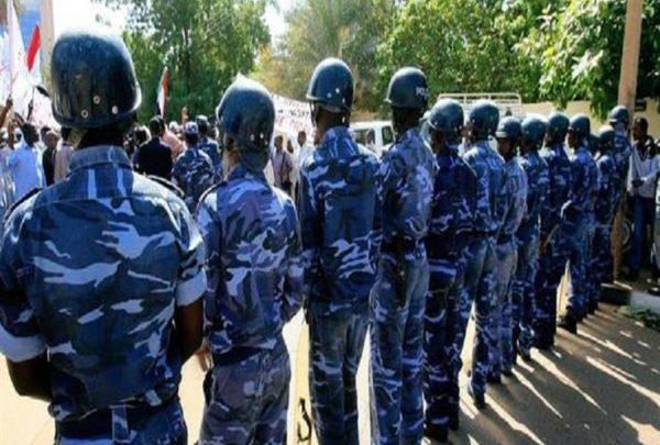 السودان: الشرطة تفض احتجاجات غير مشروعة