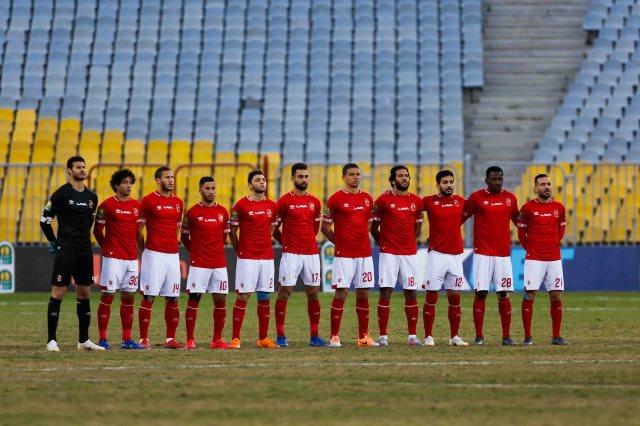 المباريات المتبقية للأهلي في الدوري المصري