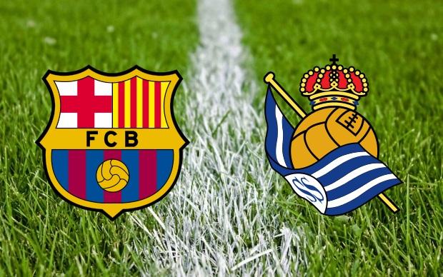 موعد مباراة برشلونة اليوم ضد ريال سوسيداد والقنوات الناقلة في الدوري الاسباني