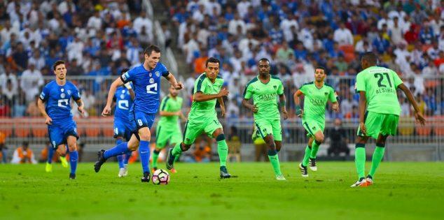 قمة مرتقبة بين الأهلي والهلال اليوم في الدوري السعودي