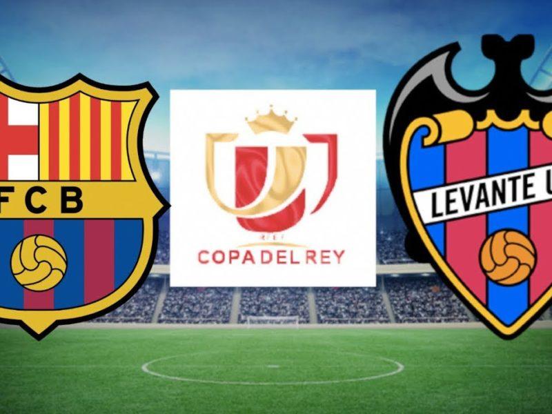 موعد مباراة برشلونة اليوم ضد ليفانتي في الدوري الاسباني
