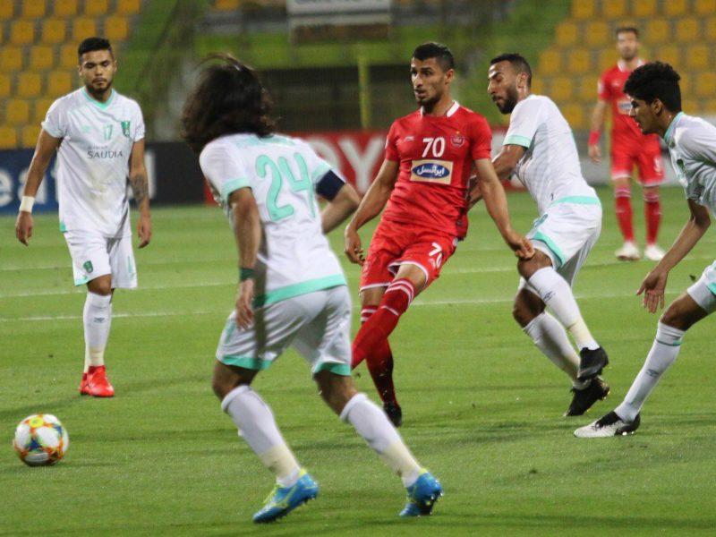 موعد مباراة الاهلي السعودي وبيرسبوليس اليوم الإثنين 22/4/2019في دوري أبطال آسيا