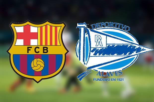 موعد مباراة برشلونة اليوم ضد ديبورتيفو ألافيس في الدوري الاسباني