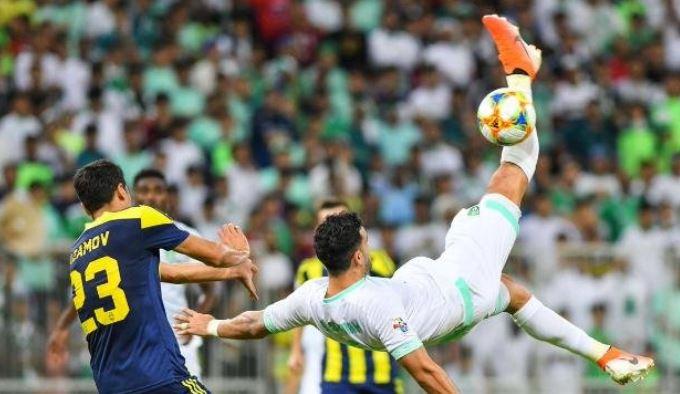 الاهلي السعودي يفوز على باختاكور الأوزبكي ويتأهل لدور الـ16 بدوري الأبطال
