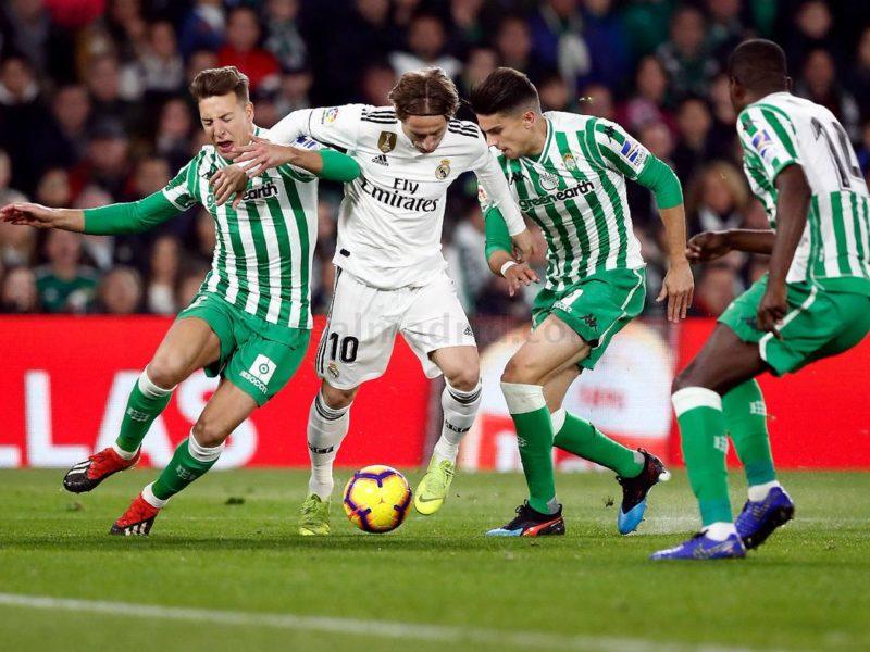 موعد مباراة ريال مدريد وريال بيتيس القادمة بالجولة الـ38 في الدوري الاسباني