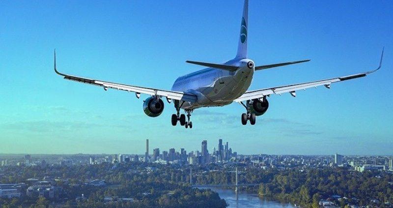 تحطم طائرة في بريطانيا بعد هبوط إضطراري