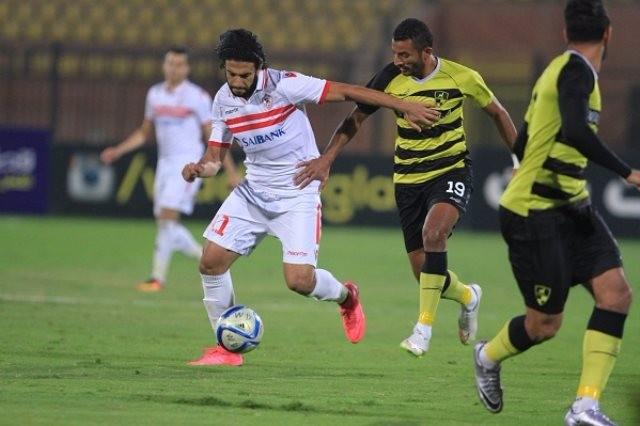 موعد مباراة الزمالك ووادي دجلة في الدوري المصري والقنوات الناقلة